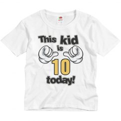 10th Birthday!