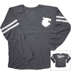 Wildcats long sleeve shirt.