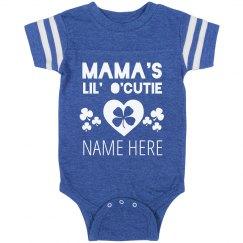Mama's Lil' Irish Cutie