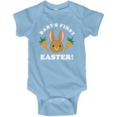 Baby's First Bunny Easter