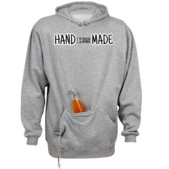 Johnny Dappa Trading Co. Premium Hand - Made Hoodie