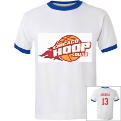 Chicago Hoop Sqad Parent Team Shirt