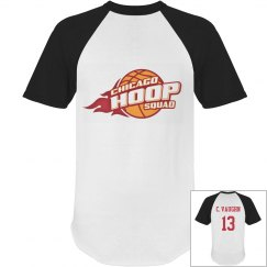 Chicago Hoop Sqad Parent Team Shirt (Uni)