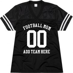 Football Mom Customizable Player