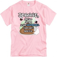 Joanne,my love...