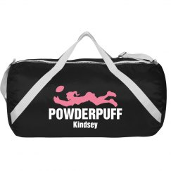 Kindsey's Powderpuff Bag