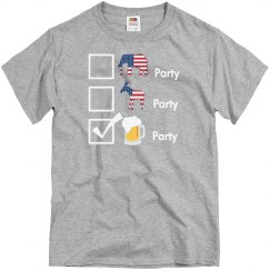 Political Beer Party