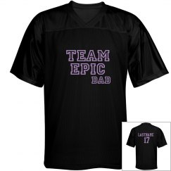 Team Dad Jersey - Black