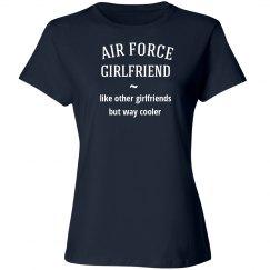 Air force girlfriend cool