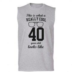 Cool 40 year old