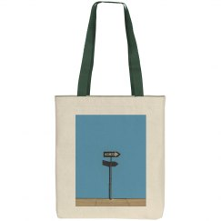 One way (tote bag)