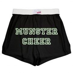 Glow in the Dark Cheer Shorts