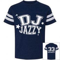 DJ JAZZY TEE