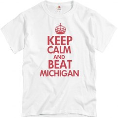Beat Michigan