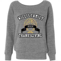 Family Thanksgiving Shirt