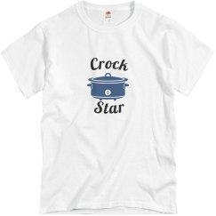 Crock Star blue