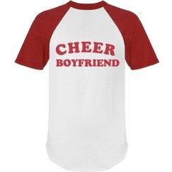 Cheer Boyfriend Ringer Tee