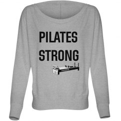 Pilate Strong Awesomeness