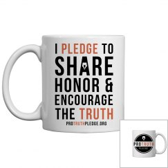Pro Truth Pledge Mug