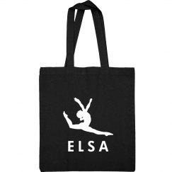 Elsa's Dance Bag