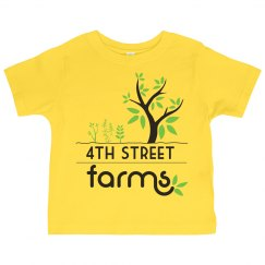 4th Street Farms Toddler Tee