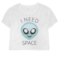 Space Alien Emoji