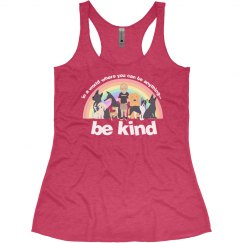 Be Kind Women Tanktop