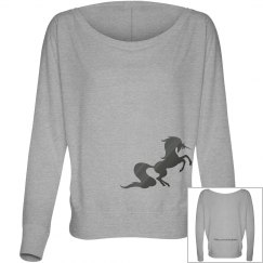 Low key unicorn long sleeves