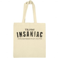 Team Insaniac Small Tote