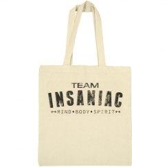 Team Insaniac Small Tote