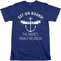 Nautical Family Reunion