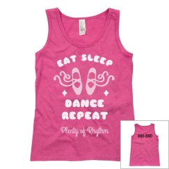 Eat, Sleep, Dance, Repeat