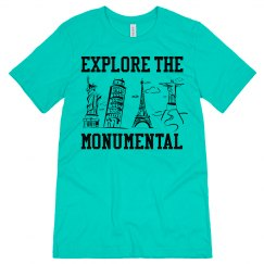 Explore the Monumental