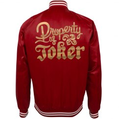 Harley Quinn Red Costume Jacket