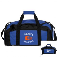 SLMS cheer duffle