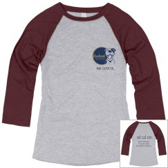 Womens SACRDR Define Raglan