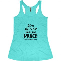 Better with Dance