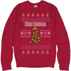 Crustmas sweater