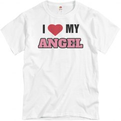 I love my Angel
