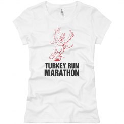 Turkey Run Marathon
