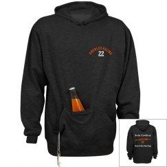 Kangaroo pouch sweatshirt
