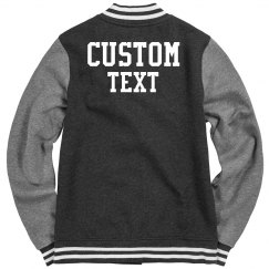 Custom Varsity Jacket