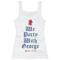 We Party With George 1776