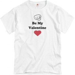 you, be my valentine