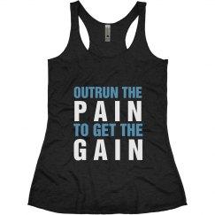 Run Through The Pain