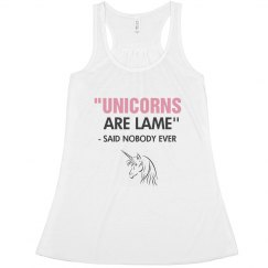 Unicorns Are Lame