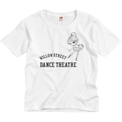 Childrens Pink T-shirt