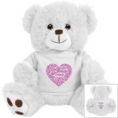 Personalized BFF Bear 3