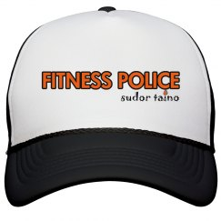 Fitness Police Hat