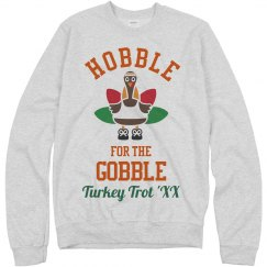 Turkey Trot Hobble Run